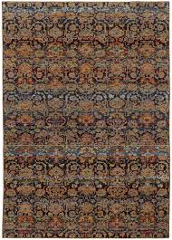 Blue Ombre Area Rug by Andorra Rugs Oriental Weavers Andorra Collection