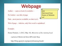 apa format online article no author bunch ideas of apa format for online articles without author with