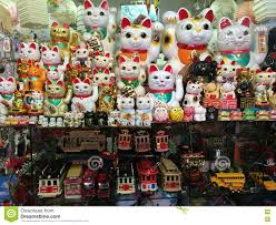 Chinatown San Francisco Map by Chinese Waving Cats U0026 Other Fripperies In Shop Of Chinatown San