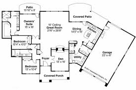 style house floor plans shingle style house plans oakshire 30 770 associated designs