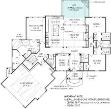 cottage house plans with basement cottage house plan with 3 bedrooms and 2 5 baths plan 4510