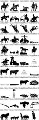 3154 best silhouette clip art images on pinterest silhouette