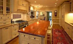 wood kitchen island top diy wood kitchen countertops laminate wood flooring beige fabric