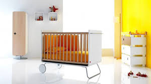 contemporary baby furniture oval baby crib contemporary wooden