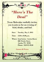 tceq hospitality event invitation