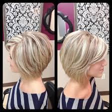 short stacked layered hairstyles best hairstyle 2016 14 best images about hairstyles on pinterest bright blonde