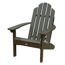 Polywood Outdoor Furniture Reviews by Amazon Com Highwood Classic Westport Adirondack Chair Mocha