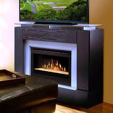 Black Electric Fireplace Stylish Black Electric Fireplace Fireplaces Firepits
