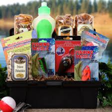 fishing gift basket fishing tackle box gift basket findgift