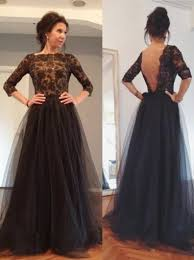 simple dresses simple dress black lace backless prom dresses formal