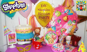 ideas for centerpieces shopkins party diy ideas centerpieces goodies bags and more