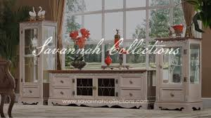 Italian Tv Cabinet Furniture Italian Furniture Tv Cabinet In Antique Almond By Savannah