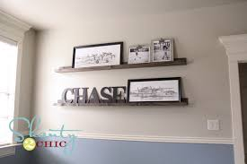 Pottery Barn Gallery In A Box 20 Shelves Anyone Can Build Shanty 2 Chic