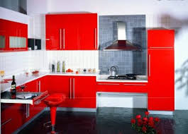 Ikea Red Cabinet Excellent Kitchen Ikea Redabinets Uk With Black Glaze High Gloss