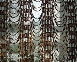 Crochet Curtain Designs 112 Best Crafts Crochet Curtains Images On Pinterest Crochet