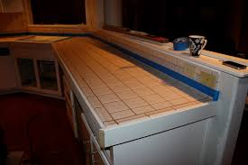 kitchen cheap countertop idea covering ugly kitchen countertops