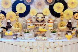 bee baby shower kara s party ideas what will it bee bumblebee gender neutral baby