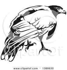 eagle tattoo clipart royalty free rf eagle tattoo clipart illustrations vector