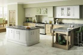 kitchen paint colors with antique white cabinets white furniture