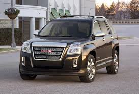 review gmc terrain the truth about cars