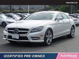 mercedes amg 550 cls used mercedes cls for sale with photos carfax