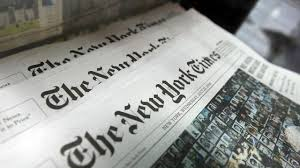 the new york times publishes ny times explains why they published name of undercover cia agent