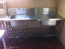 granite kitchen sink granitekitchensinkcast u faucet bennington ss