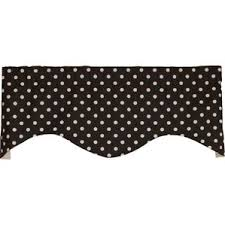 Black And White Polka Dot Valance Kitchen Curtains Joss U0026 Main