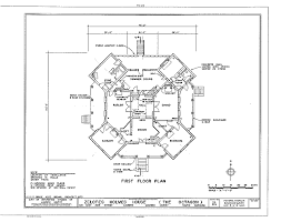 Octagon Home Plans Octagon House 1850 1860 Old House Web