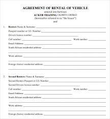 lease contract templates florida commercial lease agreement form