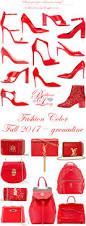 2017 Fashion Color Brilliant Luxury Fashion Color Fall 2017 Grenadine