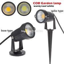 Landscape Led Light Bulbs by Aliexpress Com Buy 10pcs Lot New Led Cob Lawn Light 5w 220v 110v