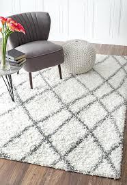 alvera easy shag rug from shag polypropylene by nuloom plushrugs com