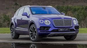 velvet bentley first drive 2017 bentley bentayga