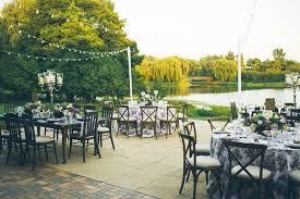 outdoor wedding venues chicago chicago botanic garden reception details partyslate