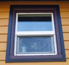 how to replace exterior window trim trim repair exterior window