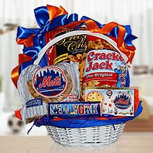 mail order gift baskets buy baseball theme gift baskets by mail to usa