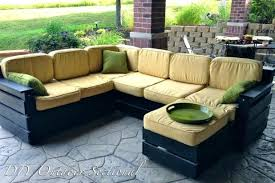 How To Build A Sectional Sofa Diy Pallet Sectional Sofa Ezhandui