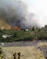 Wildfires In South West by Yarnell Hill Fire Wikipedia