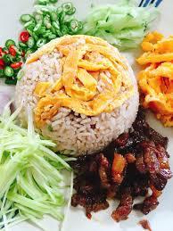 l de cuisiner ข าวคล กกะป อาหารเท ยงอร อย ไข เจ ยว kaijeaw de cuisine trang
