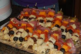 how to plan a great menu for baby shower appetizers baby shower