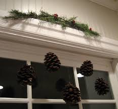 Christmas Decoration Ideas For Kitchen Decoration Ideas Awesome Picture Of Decorative Natural Pinecone