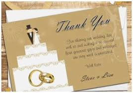 thank you wedding cards wonderful thank you wedding cards wedding ideas