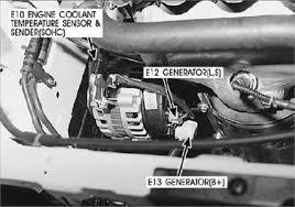 2001 hyundai santa fe alternator replacement hyundai remove 100 alternator fuse questions answers with
