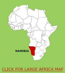 africa map kalahari desert namibia holidays and accommodation windhoek etosha fish river