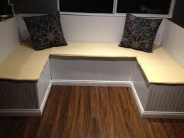 What Is A Breakfast Nook by Diy U2013 Breakfast Nook With Built In Storage Hamonious