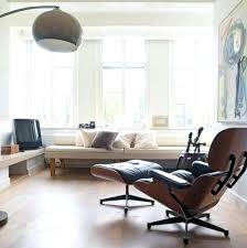 Charles Eames Lounge Chair White Design Ideas Eamesar Lounge Chair In Mohair Supreme Hivemoderncom Eames Lounge