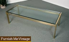 Glass And Gold Coffee Table Coffee Table Coffee Tables Metal And Glass Neoclassical Style