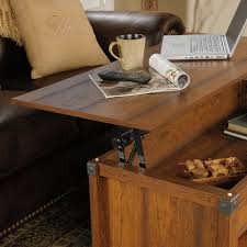 Coffee Table Lift Top Carson Forge Lift Top Coffee Table 414444 Sauder