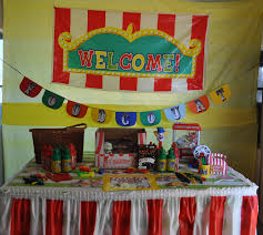 Birthday Decoration Home Svbux Com Valentine Themed Decorations Circus Party Theme